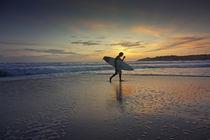 Surfer by Manuel Bruque