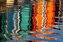 Wasserspiegelung-2 by Heidrun Carola Herrmann