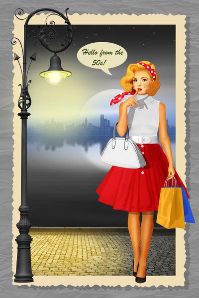 Hello-fifties-shopping