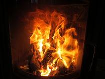 Feuer................  von Claudia von der Lippe