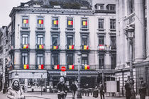 Flags of Belgium by Silvia Eder