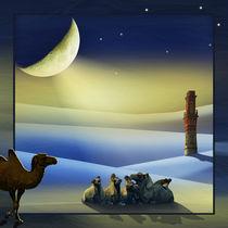 Wie das Märchen aus 1001 Nacht von Monika Juengling