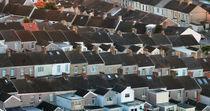 British terraced houses von Leighton Collins