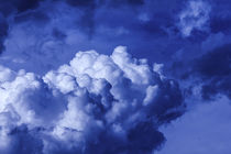 Cloudscape Blue by Nicolai Golsner