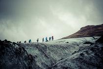 Gletscherwanderung by Doreen Reichmann