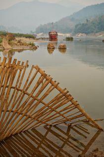 Am Mekong by Bruno Schmidiger