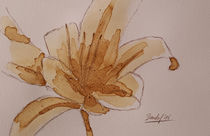 Coffee Flowers XVII by art-gallery-bendorf