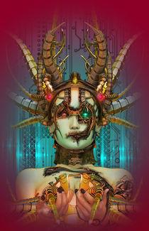 Cyborg Fairytale von majorgaine