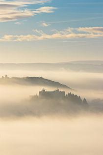 Das Haus im Nebel by Bernhard Kaiser