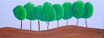 Trees IV von art-gallery-bendorf