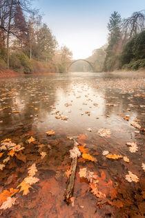 ****Herbstliche Rakotzbrücke**** by markusBUSCH FOTOGRAFIE