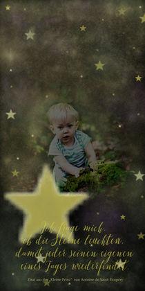 Der Kleine Prinz - Ich frage mich..... von Chris Berger