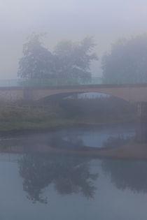 Ruhrbrücke Geisecke by Bernhard Kaiser