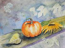 Herbstliches Stillleben von Inez Eckenbach-Henning