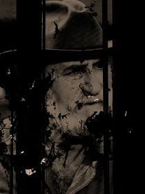 'The old man - der alte Mann' von Chris Berger