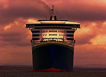 Queen Mary 2 by John Wain