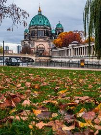 Berlin an der Spree - im Herbst II von elbvue von elbvue