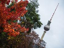 Berlin im Herbst I von elbvue von elbvue