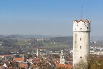 Turm Mehlsack von Ravensburg von Thomas Keller