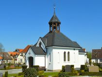 Kapelle der Holmer Beliebung by gscheffbuch