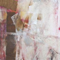 Weiße Komposition III von Annette Schmucker