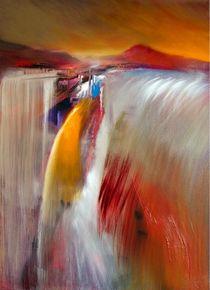 Wasserfall von Annette Schmucker
