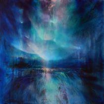 Nordlicht II by Annette Schmucker