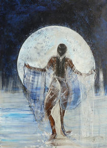 Mondsilber von Heike Hild
