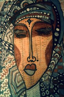 African Woman by Vera Apel