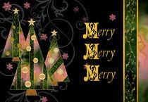 Merry, Merry, Merry Christmas von Helen K. Passey