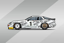 P 924 Carrera GTP/GTR Le Mans (1981) by monkeycrisisonmars