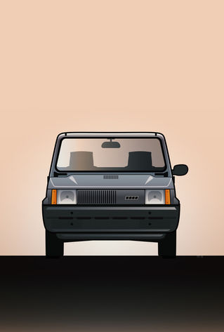 Illu-euro-icons-one-sheet-poster-fiat-panda