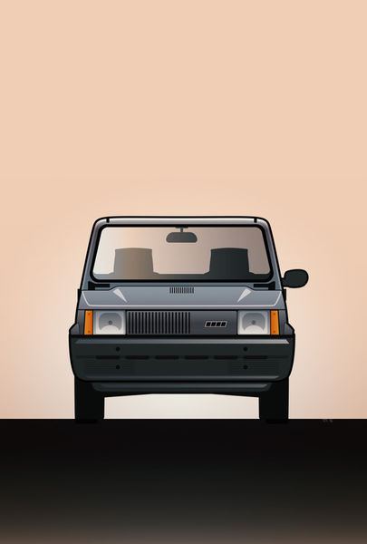 Illu-euro-icons-one-sheet-poster-fiat-panda