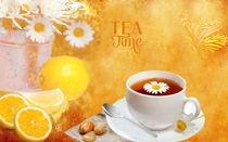 Tea-Time... by Thea Ulrich