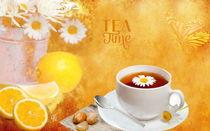 Tea-Time... von Thea Ulrich