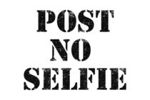 Post no selfie von wamdesign