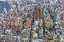 New York City Manhattan by wamdesign