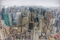 Manhattan New York City  by wamdesign