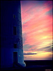 Lighthouse Sky  von Sandra  Vollmann