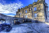 Edinburgh Castle Scotland von David Pyatt