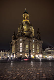 Frauenkirche Dresden  by Dream Photography  Dresden