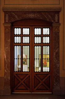 Macht auf die Tür, hinein zur Kunst ... von Hartmut Binder