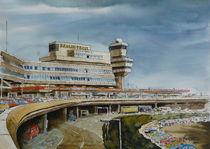 Flughafen Tegel by Heinz Sterzenbach