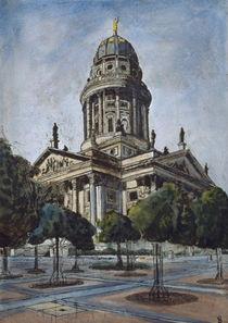 Französischer Dom by Heinz Sterzenbach