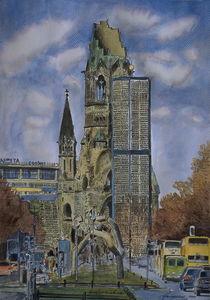 Kaiser-Wilhelm-Gedächtnis-Kirche von Heinz Sterzenbach