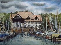 Seglerhaus am Wannsee by Heinz Sterzenbach