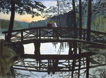 Grunewaldseebrücke by Heinz Sterzenbach