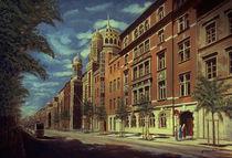 Synagoge by Heinz Sterzenbach