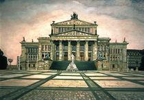 Schauspielhaus am Gendarmenmarkt by Heinz Sterzenbach