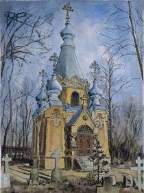 Russische Kirche, Borsigwalde by Heinz Sterzenbach